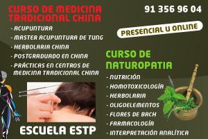Cursos Medicina China