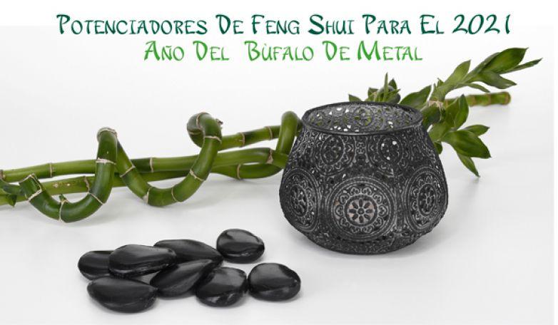 """Potenciadores del Feng Shui para el 2021. Año del """"Búfalo del Metal"""""""